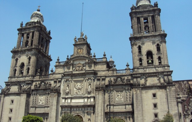 catedral cambiar por cd mexico