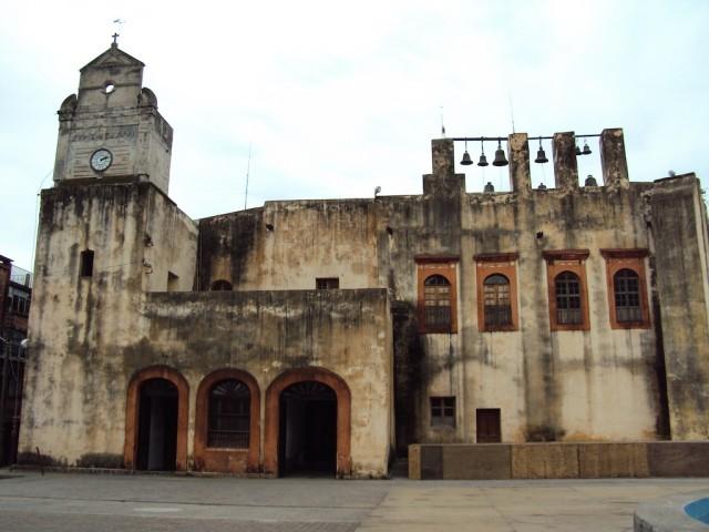 convento agustino xilitla