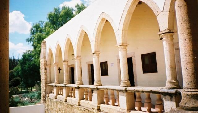 convento asientos